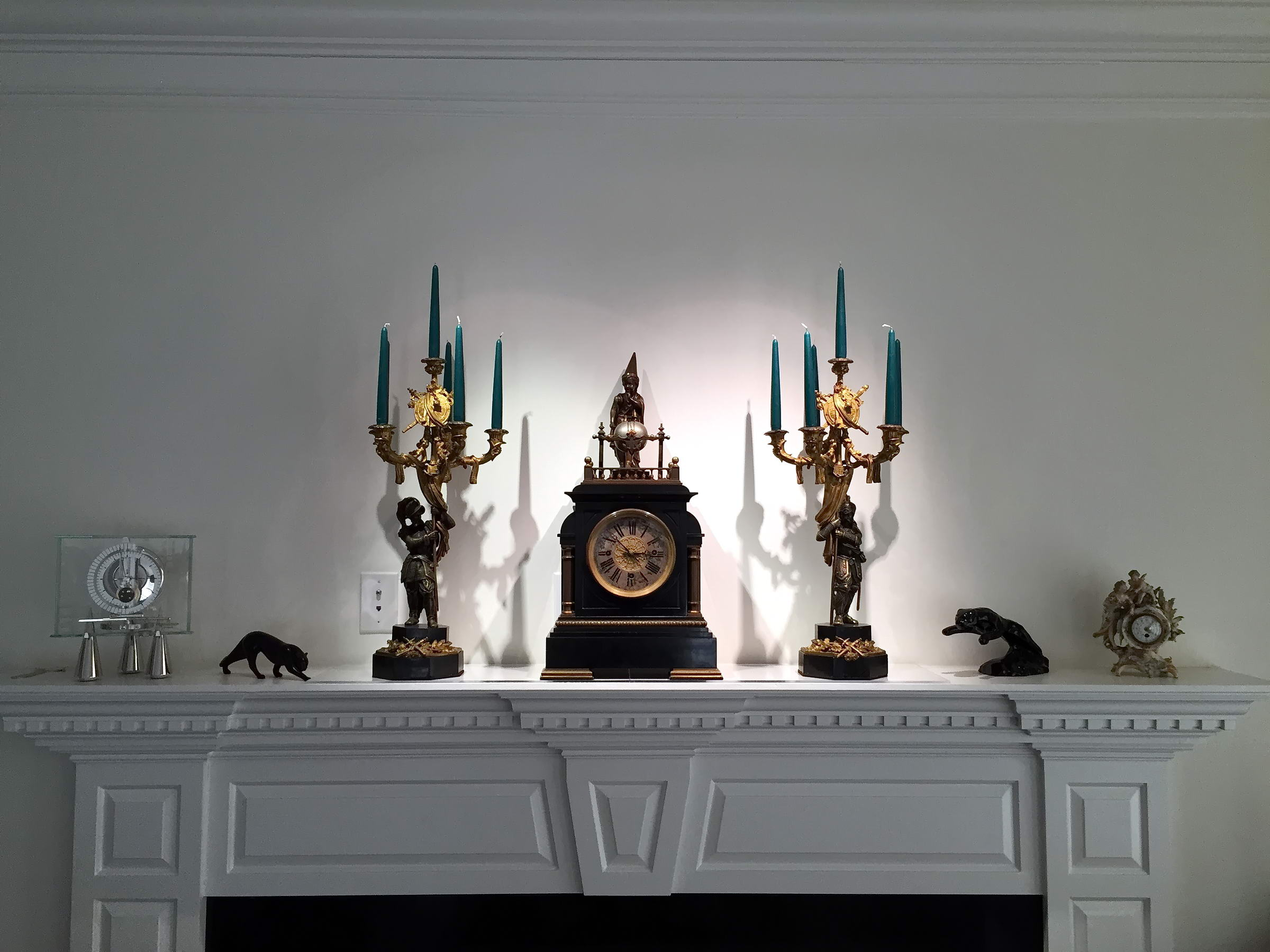 Mantel Clock- 1
